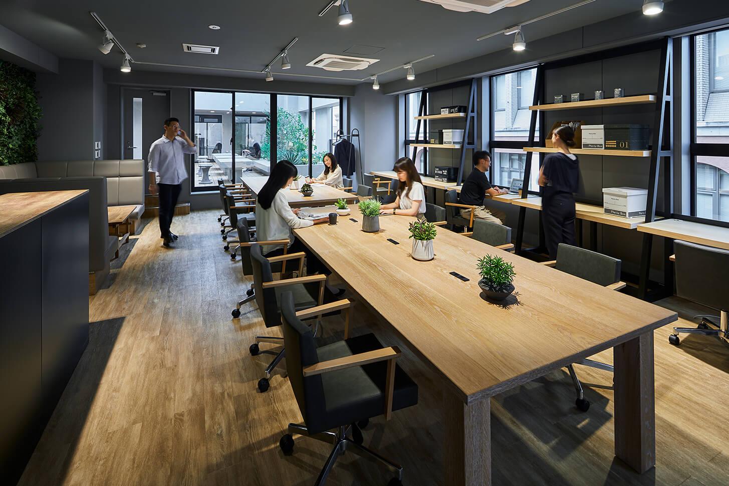 メック・デザイン・インターナショナルは、人と環境にやさしいインテリアデザインをクリエイトいたします。HOSPITALITY DESIGNおもてなしの空間を心地よく演出